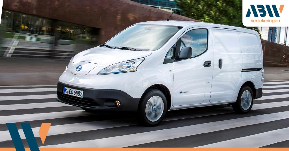 4x Prima Elektrische Bestelwagens Oktober 2018 Abw